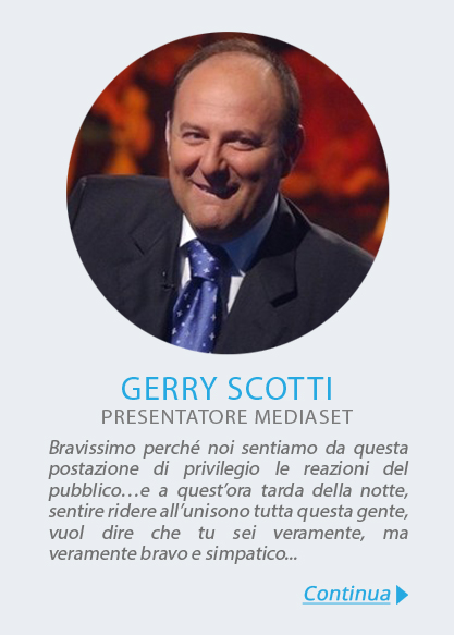 Home - gerry scotti
