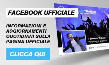 Teniamoci in contatto su Facebook